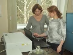 Сотрудники лаборатории Биофотоники