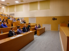 Работа секции «Фундаментальная и прикладная физика»