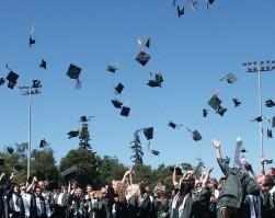 Торжественное вручение дипломов выпускникам 2017 года