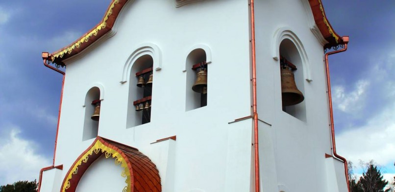 Выездная экскурсия для студентов СФУ в Успенский мужской монастырь
