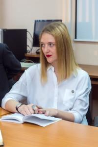 Стебелева Олеся Павловна